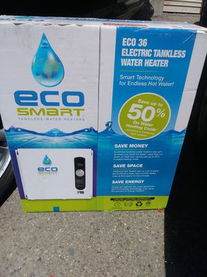 ECO SMART TANKLESS WATER HEATER for Sale in Alameda, CA