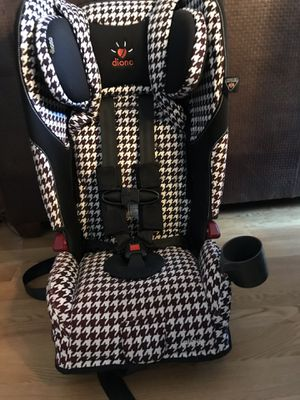 Diono Rainer Car seat ~Houndstooth print for Sale in Mill Creek, WA