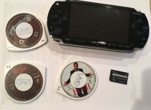 PSP with game for Sale in Vancouver, WA
