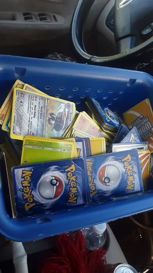 Lots of pokemon cards (shoot me an offer) for Sale in Perris, CA
