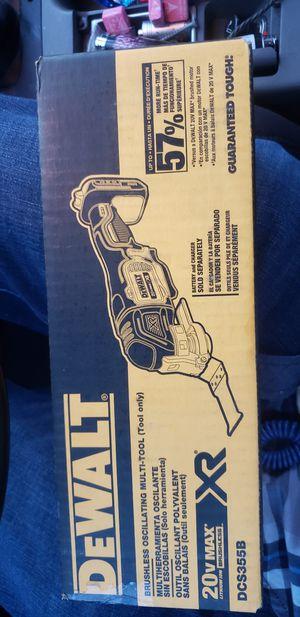 DEWALT MULTI TOOL 20V XR for Sale in Vallejo, CA