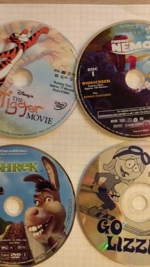 DVDS for Sale in Riverview, FL