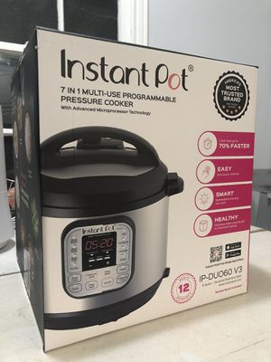 Instant pot - like new for Sale in Los Angeles, CA