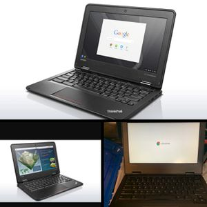 Lenovo ThinkPad laptop/notebook/chromebook great for students long lasting battery for Sale in Anaheim, CA