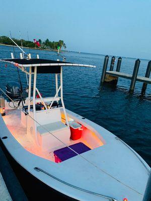 19 Foot Mako !!! Yamaha 115hp. 4 Stroke !! Trailer Included ! Miami. 🇺🇸 for Sale in Miami, FL