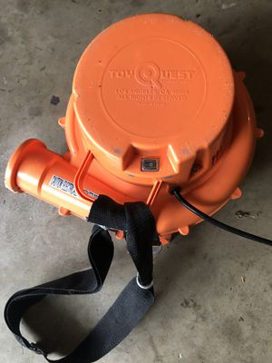 Toy Quest blower for bounce house or water slide for Sale in Norwalk, CT