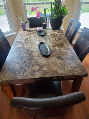 Marble Table for Sale in Kissimmee, FL