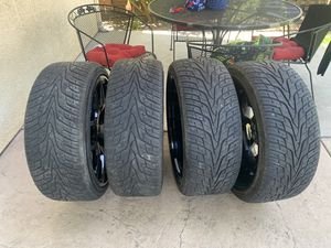 265/35/22 trade for 33x12.50r22 MT tires for Sale in San Lorenzo, CA