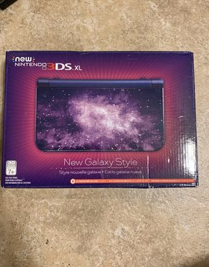 Nintendo 3DS XL Galaxy + 12 games for Sale in La Habra, CA