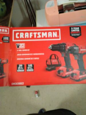 Brand new impact and drill 20v for Sale in Anniston, AL