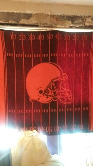 Cleveland Browns blanket for Sale in Columbus, OH