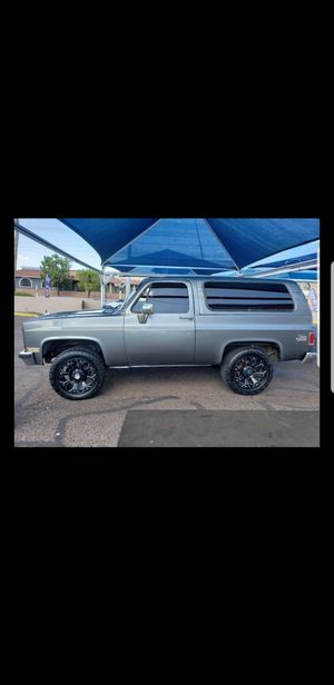 "87"" chevy blazer k5 for Sale in Mesa, AZ"