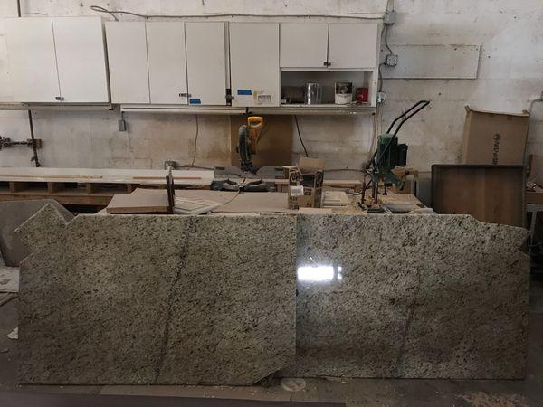 Used granite slabs