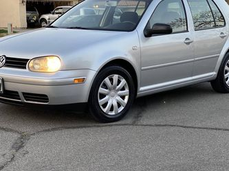 2001 Vw Golf GLS One Owner Clean Title Low Miles 144k for Sale in Corona,  CA