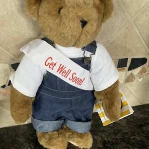 Vermont Teddy Bear- Brand New With Tag for Sale in Bartlett, IL