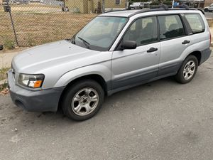 2003 Subaru Forester AWD Automatic for Sale in San Diego, CA