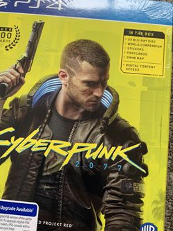 New Cyberpunk 2077 for PS4 & PS5 for Sale in Lynnwood,  WA