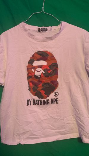 Bape shirt size xl for Sale in Alexandria, VA