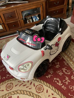 Hello Kitty Car for Sale in Oceanside, NY