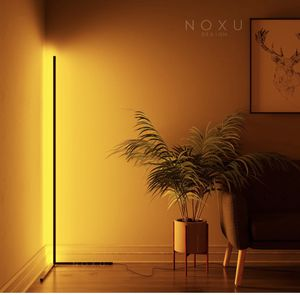LED Corner Floor Lamp for Sale in Newport Beach, CA