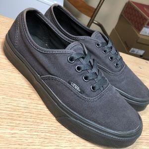 Vans Authentic Gray Sneakers for Sale in Pueblo, CO