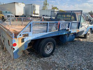 Dodge Truck First Gen, Diesel flatbed set up only, or parts. for Sale in San Bernardino, CA