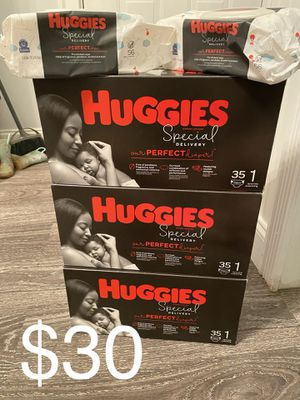 Huggies Special Delivery size 1 Bundle for Sale in Lawrenceville, GA