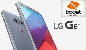 Lg g6 bundles from Boost Mobile Public sq for Sale in Cleveland, OH