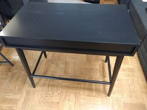 Black Desk Solid for Sale in Falls Church, VA