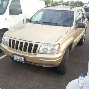 2000 Jeep Grand Cherokee parts car / parts for Sale in Mather, CA