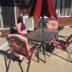 Use patio furniture for Sale in Yucaipa, CA