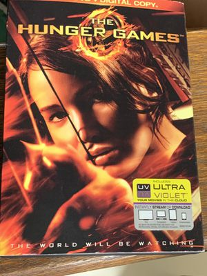 The Hunger Games movie for Sale in Rhinelander, WI