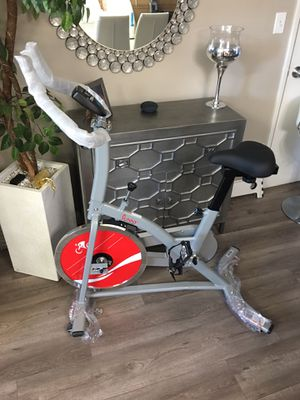 Brand New Sunny Spinning Bike for Sale in Los Angeles, CA