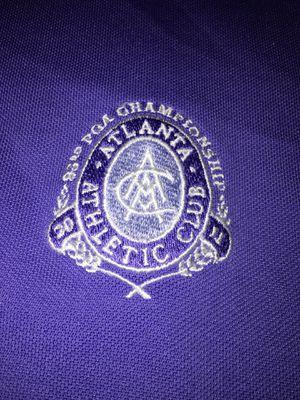 Ralph Lauren 'RLX' Golf Shirt, 2011 PGA Championship, Atlanta Athletic Club, Johns Creek, GA, Large, $10 for Sale in Marietta, GA