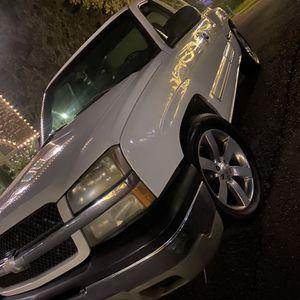 2003 Silverado 5.3l V8 Stepside for Sale in Sonoma, CA