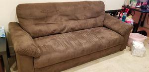 IKEA sofa, media console, 2xcomputer desks, 2xoffice chairs, coffee table, 2xside table for Sale in Kirkland, WA
