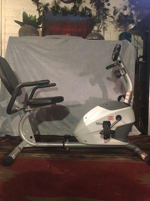 Velocity Exercise Magnetic Recumbent bike. for Sale in Tucson, AZ