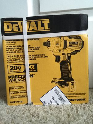 Brand new NEVER USED 20v Impact Wrench for Sale in Sully Station, VA