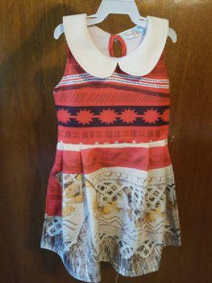 Moana dress for Sale in Fresno, CA