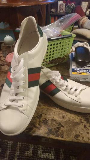 Men's Gucci Running Shoes for Sale in Garland, TX