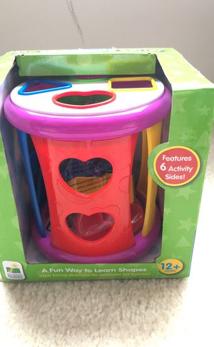My First Shape Sorter for Sale in Germantown, MD