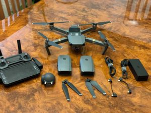 DJI Mavic Pro Quadcopter Drone for Sale in Kent, WA