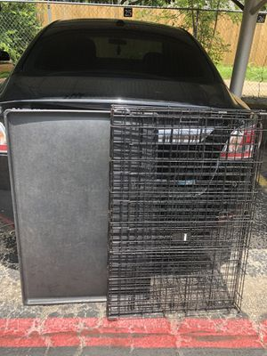 Large Dog Kennel for Sale in Dallas, TX