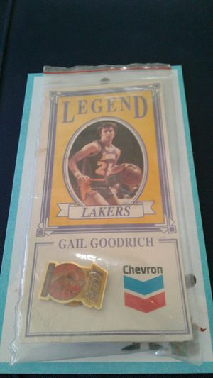 Gail Goodrich classic player from the Lakers in 1963 to 1976 for Sale in South Gate, CA