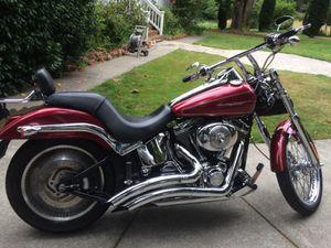 2004 Harley-Davidson® FXSTDI Softail Deuce for Sale in Issaquah, WA