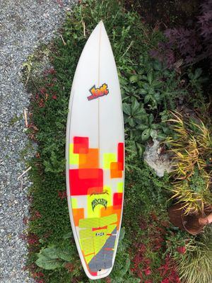 Lost scorcher 6.2 x 19x 2.38 Surfboard for Sale in Freeland, WA