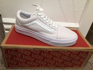 Vans size 6.5 women new for Sale in Huntington Park, CA