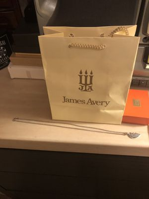 James Avery Half Heart pendent for Sale in Dallas, TX