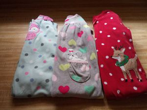 24 months girls footed pajamas for Sale in Virginia Beach, VA