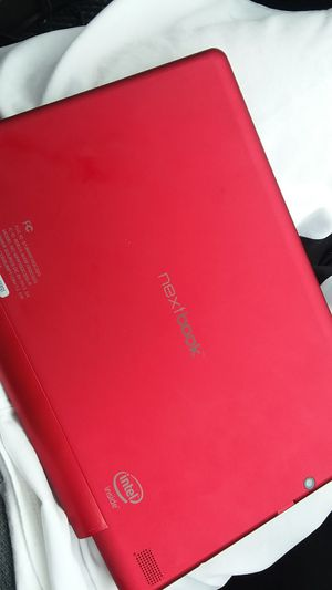 Red Nextbook Mini Laptop /Tablet Touchscreen. for Sale in Rowlett, TX
